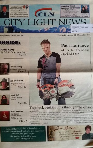 7 Questions For Paul LaFrance