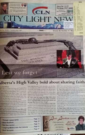7 Questions For Brad Rempel of High Valley