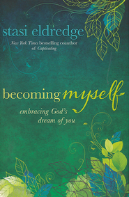 becoming myself book cover