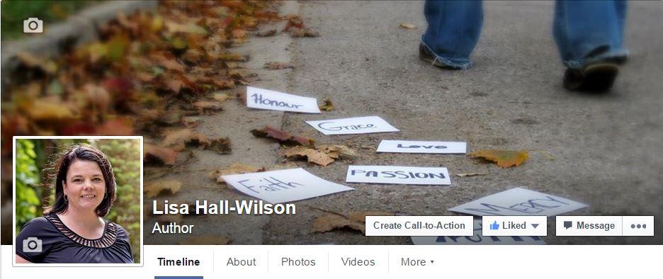 lisahallwilson page