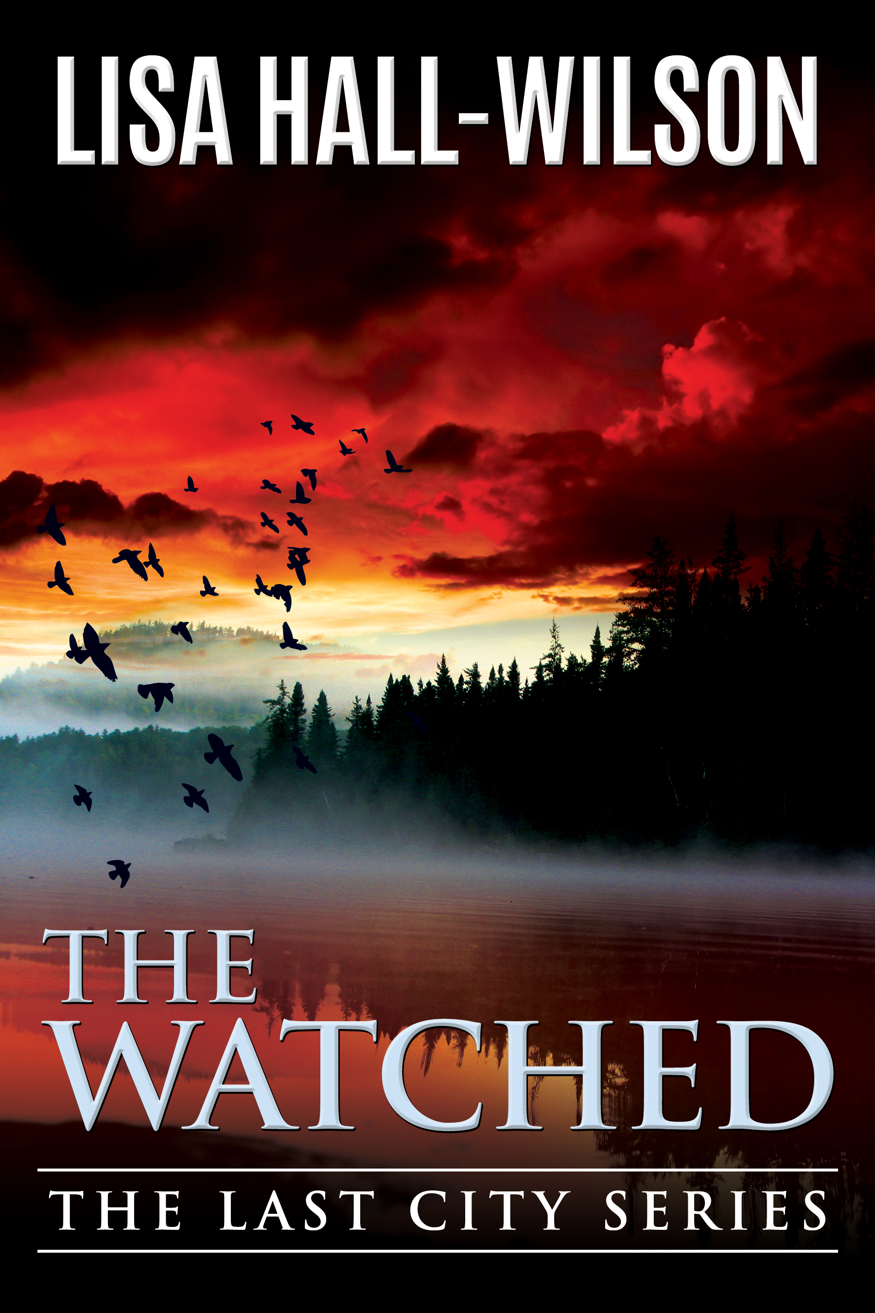 The Watched: Cover Reveal