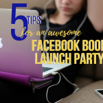 5 Tips for Awesome Author Facebook Launch Party